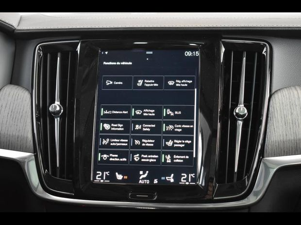 Photo miniature de la Volvo V90 T8 AWD Recharge 303 + 87ch Inscription Luxe Geartronic 2021 d'occasion