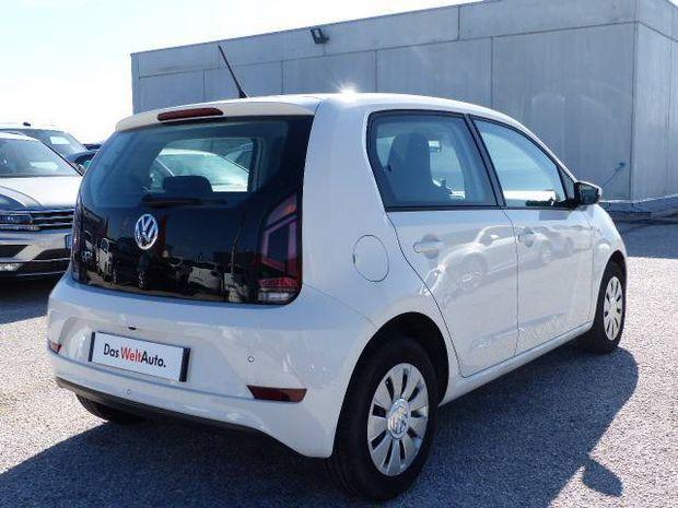 Photo miniature de la Volkswagen Up 1.0 60 BlueMotion Technology BVM5 Up! Connect 2019 d'occasion