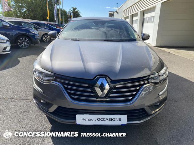 Photo miniature de la Renault Talisman Blue dCi 160 EDC Intens 2019 d'occasion