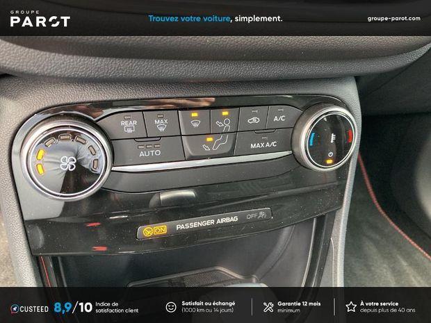 Photo miniature de la Ford Puma 1.0 EcoBoost 125ch mHEV ST-Line X DCT7 2021 d'occasion