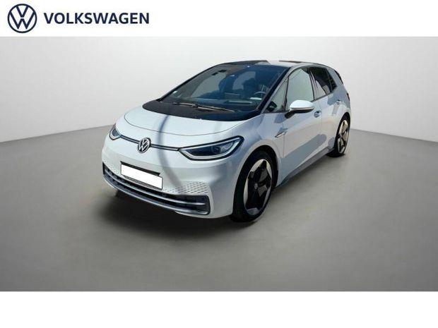 Photo miniature de la Volkswagen ID.3 77 kWh - 204ch Tour 2021 d'occasion