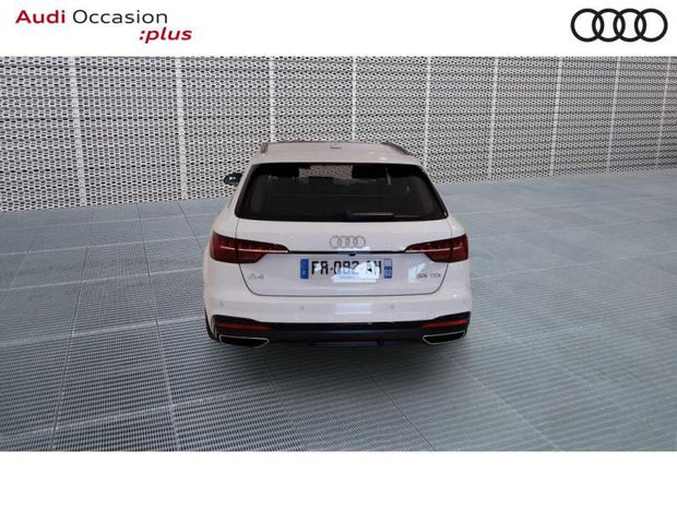 Photo miniature de la Audi A4 Avant 35 TDI 163ch S line S tronic 7 94g 2020 d'occasion