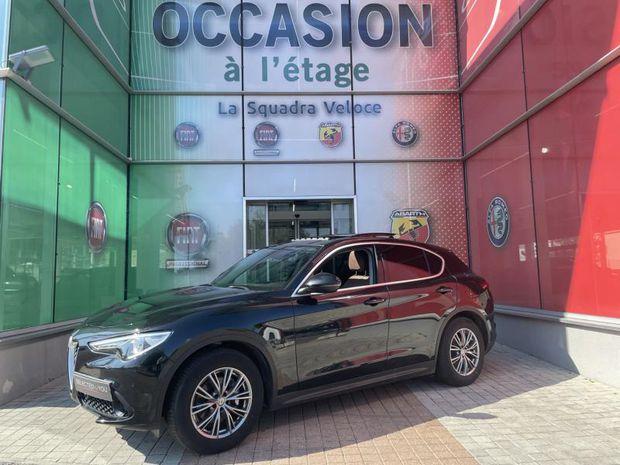 Photo miniature de la Alfa Romeo Stelvio 2.2 Diesel 190ch Executive Q4 AT8 MY19 2018 d'occasion