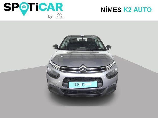 Photo miniature de la Citroën C4 Cactus PureTech 110ch S&S Live E6.d 6cv 2020 d'occasion