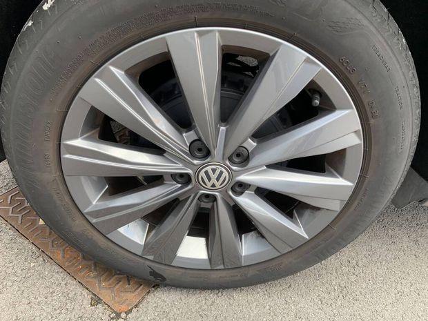 Photo miniature de la Volkswagen Polo 1.0 TSI 95 S&S DSG7 Copper Line 2020 d'occasion