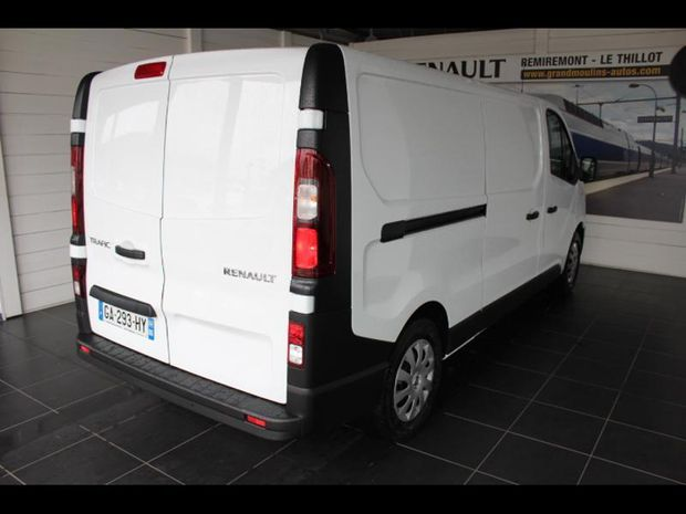Photo miniature de la Renault Trafic Fg L2H1 1300 2.0 dCi 145ch Energy Grand Confort E6 2021 d'occasion