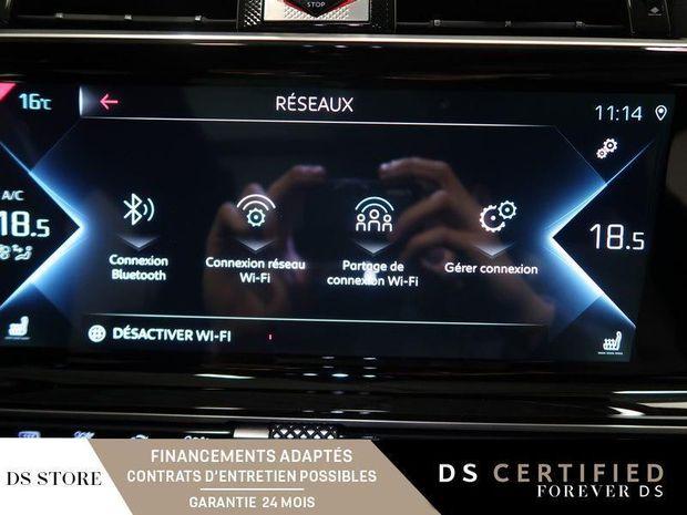 Photo miniature de la DS DS 7 Crossback E-TENSE 4x4 300ch Performance Line + 2020 d'occasion