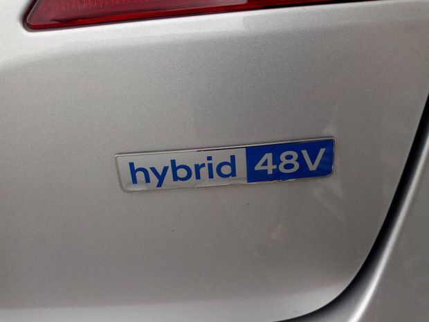 Photo miniature de la Hyundai Tucson 1.6 CRDI 115ch hybrid 48V Creative Euro6d-Evap 2020 d'occasion
