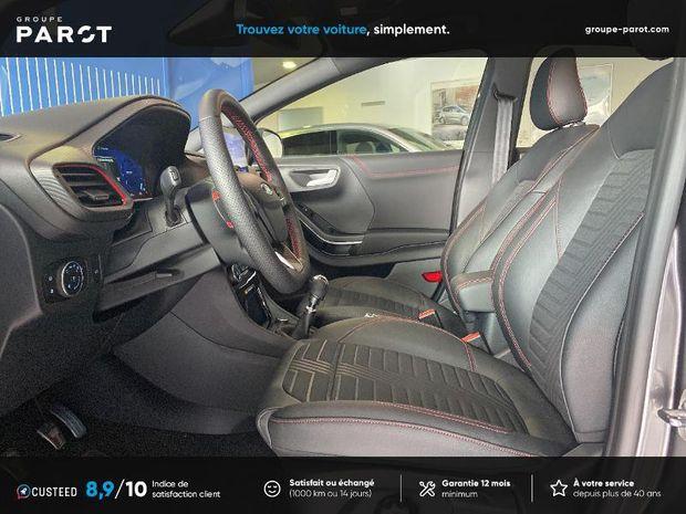 Photo miniature de la Ford Puma 1.0 EcoBoost 125ch mHEV ST-Line X 6cv 2021 d'occasion