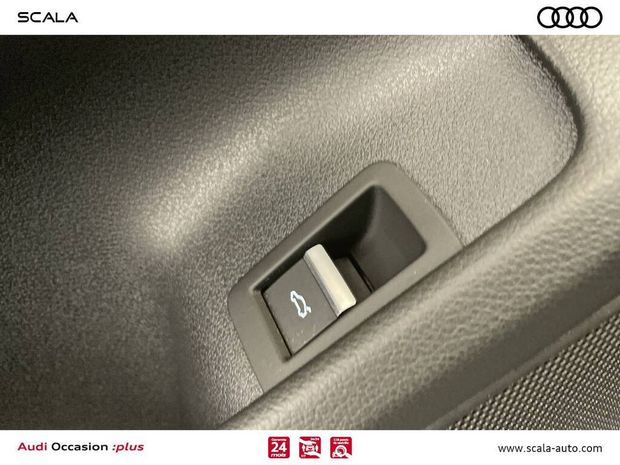 Photo miniature de la Audi A4 Avant 35 TDI 163 S tronic 7 Business Line 2020 d'occasion