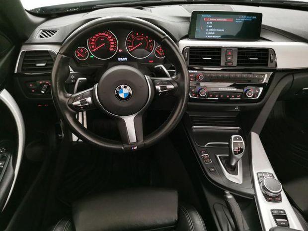 Photo miniature de la BMW Serie 4 Cabriolet 420iA 184ch M Sport 2017 d'occasion