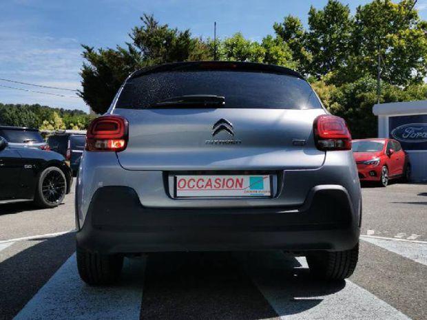 Photo miniature de la Citroën C3 PureTech 110ch ELLE S&S 2018 d'occasion