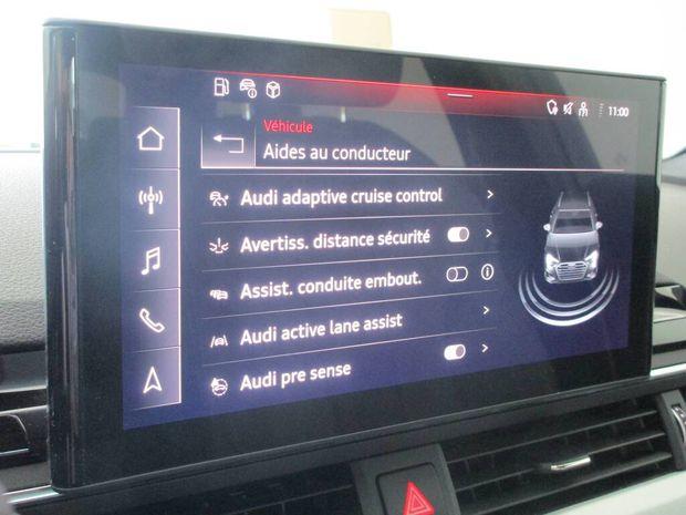 Photo miniature de la Audi A4 Avant 35 TDI 163 S tronic 7 S line 2020 d'occasion