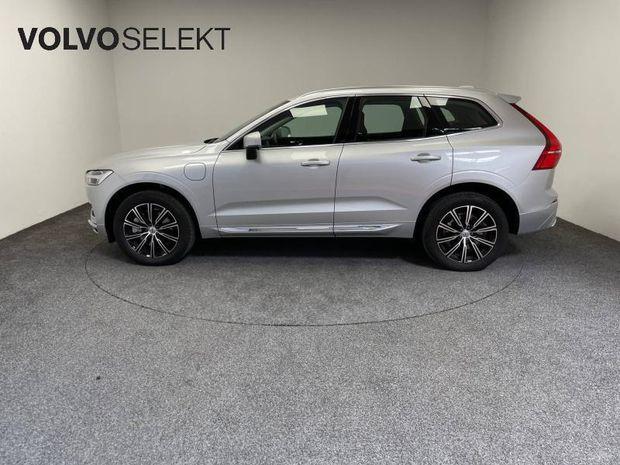 Photo miniature de la Volvo XC60 T6 AWD 253 + 87ch Inscription Geartronic 2021 d'occasion