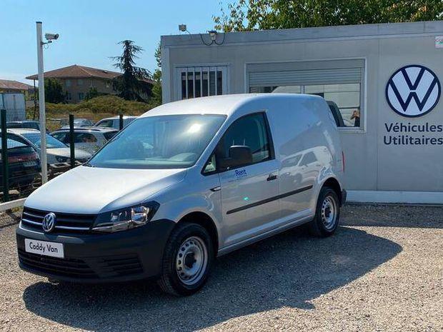 Photo miniature de la Volkswagen Caddy VAN 2.0 TDI 75 BVM5 BUSINESS LINE 2020 d'occasion