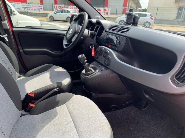 Photo miniature de la Fiat Panda 1.2 69 ch S/S Lounge 2019 d'occasion