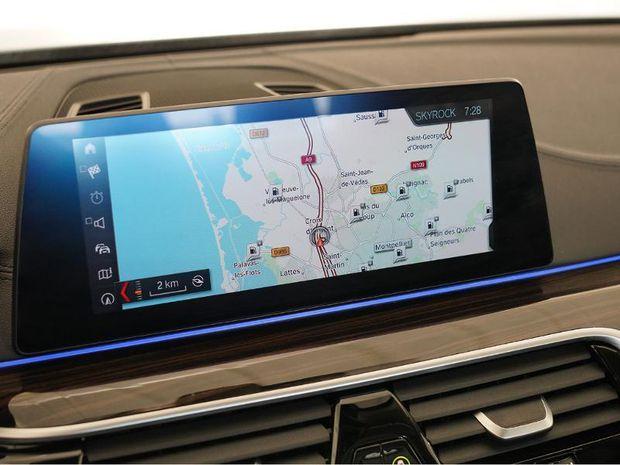 Photo miniature de la BMW Serie 5 520dA 190ch Luxury Euro6d-T 2019 d'occasion