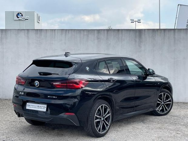 Photo miniature de la BMW X2 sDrive16dA 116ch M Sport Euro6d-T 2020 d'occasion