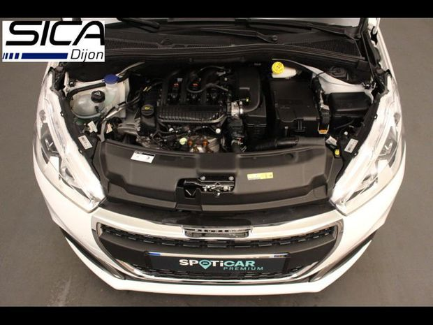 Photo miniature de la Peugeot 208 1.2 PureTech 82ch Tech Edition 5p 2019 d'occasion