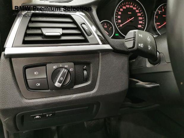 Photo miniature de la BMW Serie 4 Gran Coupe 420iA xDrive 184ch Luxury Euro6d-T 2018 d'occasion