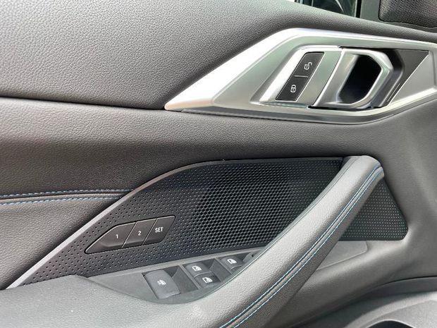Photo miniature de la BMW Serie 4 Cabriolet 420iA 184ch M Sport 2021 d'occasion