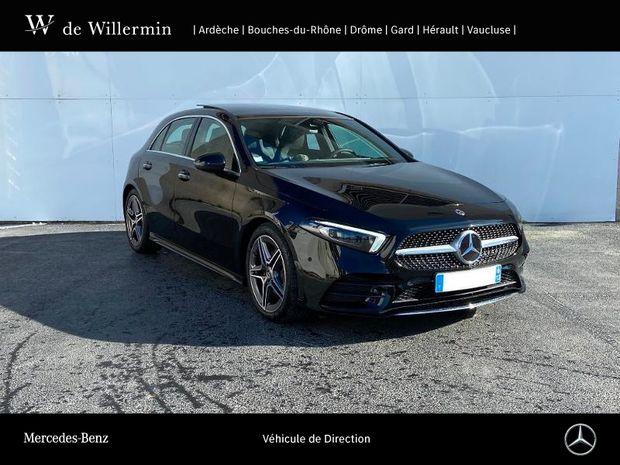 Photo miniature de la Mercedes Classe A 180d 116ch AMG Line 8G-DCT 2021 d'occasion