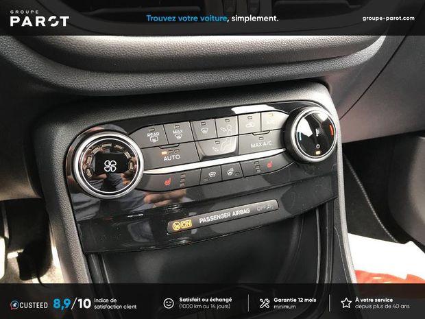 Photo miniature de la Ford Puma 1.0 EcoBoost 125ch mHEV Titanium X 6cv 2021 d'occasion