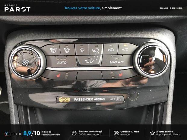 Photo miniature de la Ford Puma 1.0 EcoBoost 125ch mHEV ST-Line Vignale 6cv 2021 d'occasion