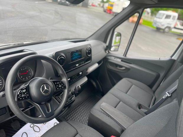 Photo miniature de la Mercedes Sprinter CCb 314 CDI 39 3T5 Traction 2020 d'occasion