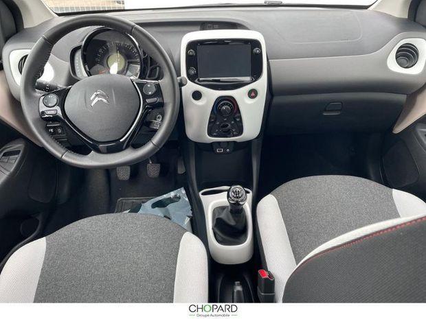 Photo miniature de la Citroën C1 VTi 72 S&S Shine 5p E6.d 2020 d'occasion