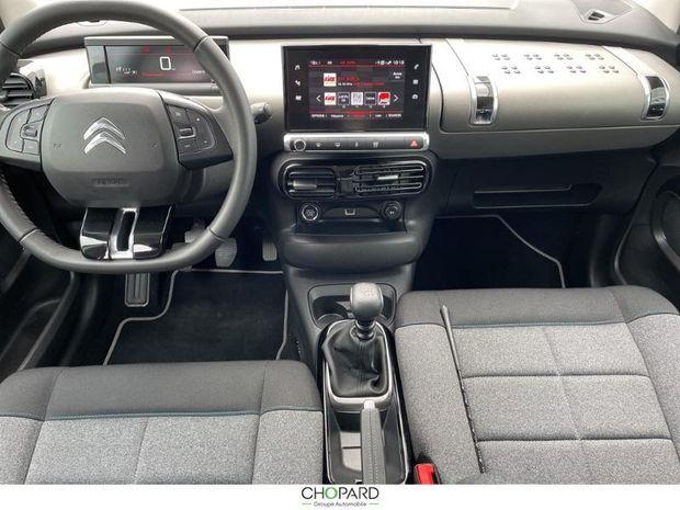 Photo miniature de la Citroën C4 Cactus BlueHDi 100ch S&S Shine Business E6.d 2020 d'occasion