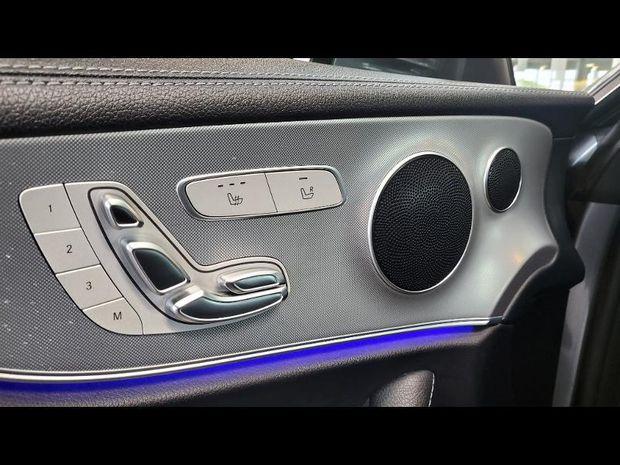 Photo miniature de la Mercedes Classe E Coupe 220 d 194ch Sportline 9G-Tronic Euro6d-T 2019 d'occasion