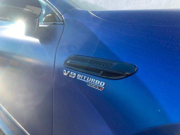 Photo miniature de la Mercedes AMG GT 4 Portes 63 AMG S 639ch 4Matic+ Speedshift MCT AMG 2019 d'occasion