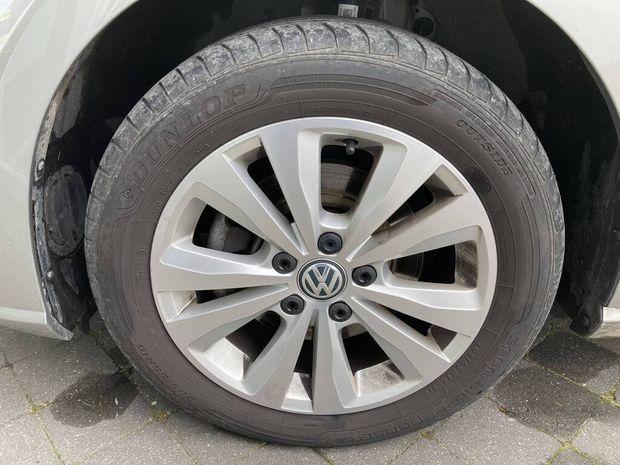 Photo miniature de la Volkswagen Golf 1.6 TDI 115 BVM5 Confortline Business 2019 d'occasion