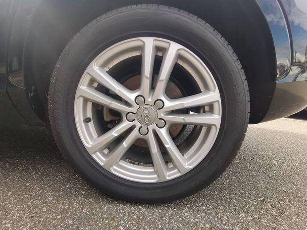 Photo miniature de la Audi Q3 2.0 TDI 150 ch S tronic 7 S line 2018 d'occasion