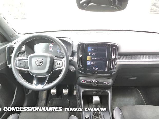 Photo miniature de la Volvo XC40 T3 156 ch R-Design 2018 d'occasion