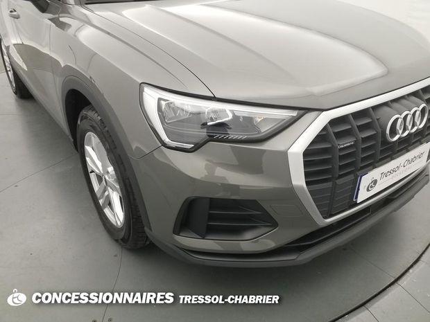 Photo miniature de la Audi Q3 35 TDI 150 ch Quattro 2019 d'occasion
