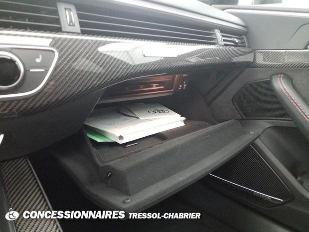 Photo miniature de la Audi RS4 Avant V6 2.9 TFSI 450 ch Tiptronic 8 2019 d'occasion