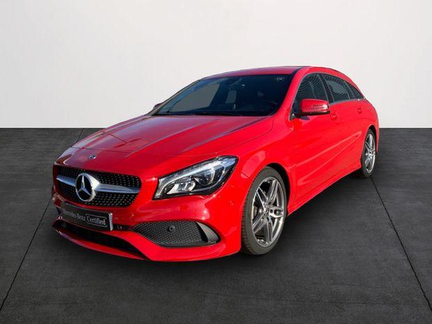 Photo miniature de la Mercedes CLA Shooting Brake 180 d Business Executive Edition 7G-DCT 2018 d'occasion