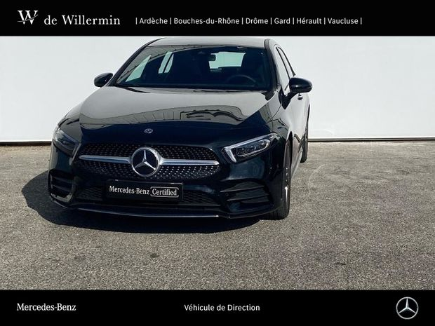 Photo miniature de la Mercedes Classe A 180d AMG line 2021 d'occasion