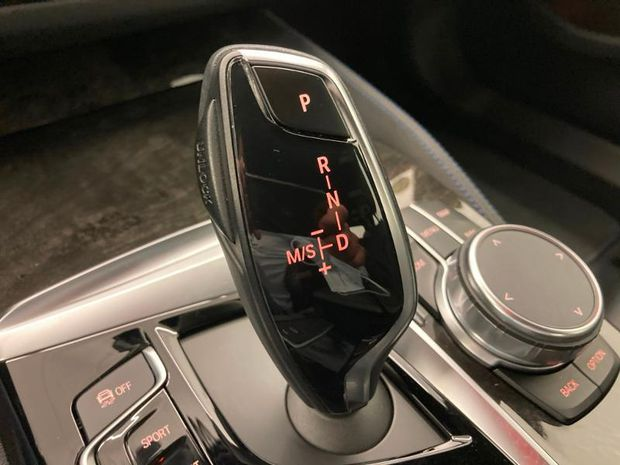 Photo miniature de la BMW Serie 5 520dA xDrive 190ch M Sport Steptronic Euro6c 2018 d'occasion