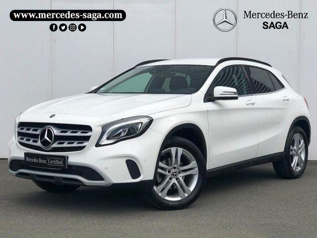 Photo miniature de la Mercedes GLA Classe  200 Inspiration 7G-DCT 2018 d'occasion