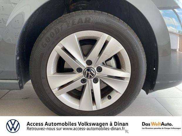 Photo miniature de la Volkswagen Golf 2.0 TDI SCR 115ch Life 1st 2020 d'occasion