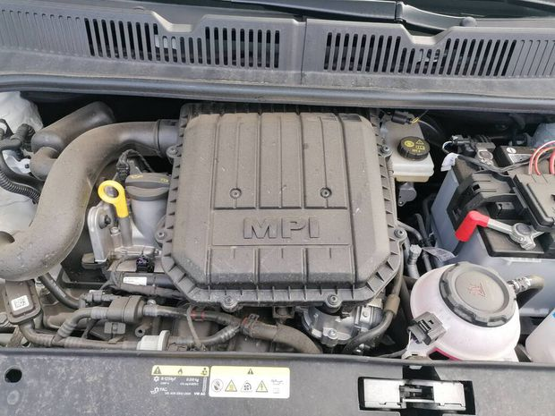 Photo miniature de la Volkswagen Up 1.0 65 BlueMotion Technology BVM5 United 2020 d'occasion