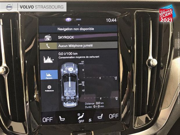 Photo miniature de la Volvo S60 T6 AWD 253 + 87ch Inscription Luxe Geartronic 8 2021 d'occasion