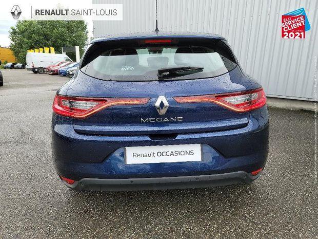 Photo miniature de la Renault Megane 1.5 Blue dCi 115ch Business EDC GPS Radar AV/AR 2019 d'occasion
