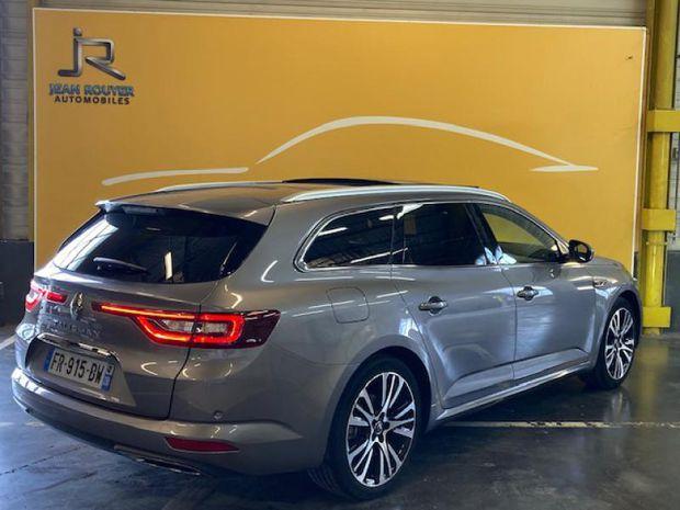 Photo miniature de la Renault Talisman Estate 2.0 Blue dCi 200ch Initiale Paris EDC 2020 d'occasion
