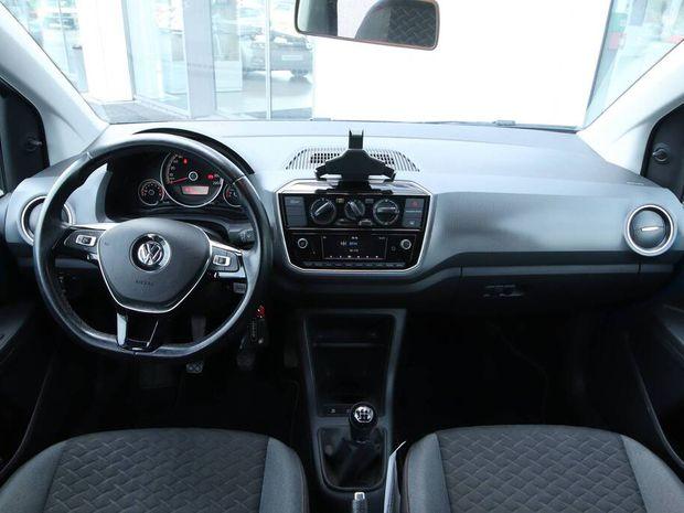 Photo miniature de la Volkswagen Up 1.0 75 ! Connect 2018 d'occasion