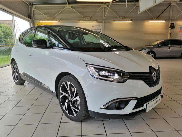 Photo miniature de la Renault Scenic TCe 140 FAP Intens 2018 d'occasion