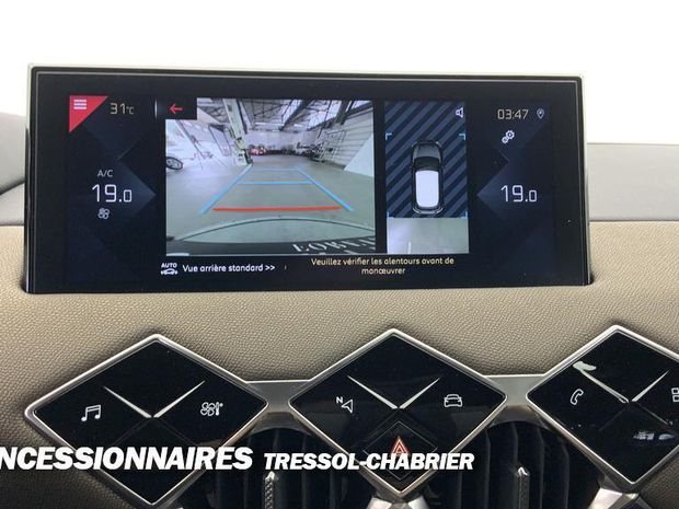 Photo miniature de la DS DS 3 DS3 Crossback PureTech 130 S&S EAT8 Grand Chic 2020 d'occasion